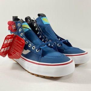Vans x The Simpsons Sk8-Hi MTE 2.0 Mr. Plow Shoes